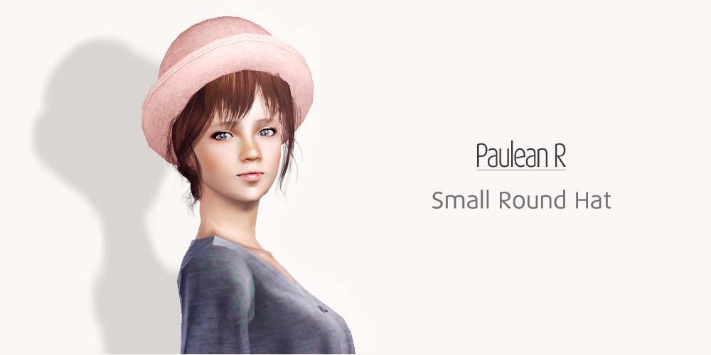 small_round_hat